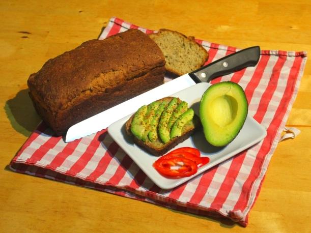 Kartoffel - Dinkelvollkorn Brot mit Chiasamen Kartoffeln Dinkel Vollkornmehl Vital for your life vitalforyourlife