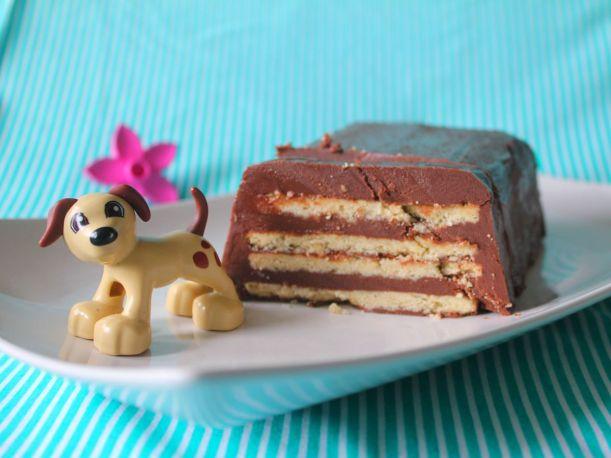 veganer Kalter Hund Kuchen Rezept von Vital for your life vitalforyourlife