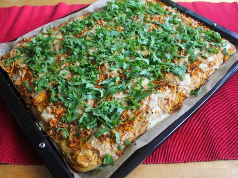Gemüsekuchen nach Sultans Liebe von Vital for your life Vegan Food Blog
